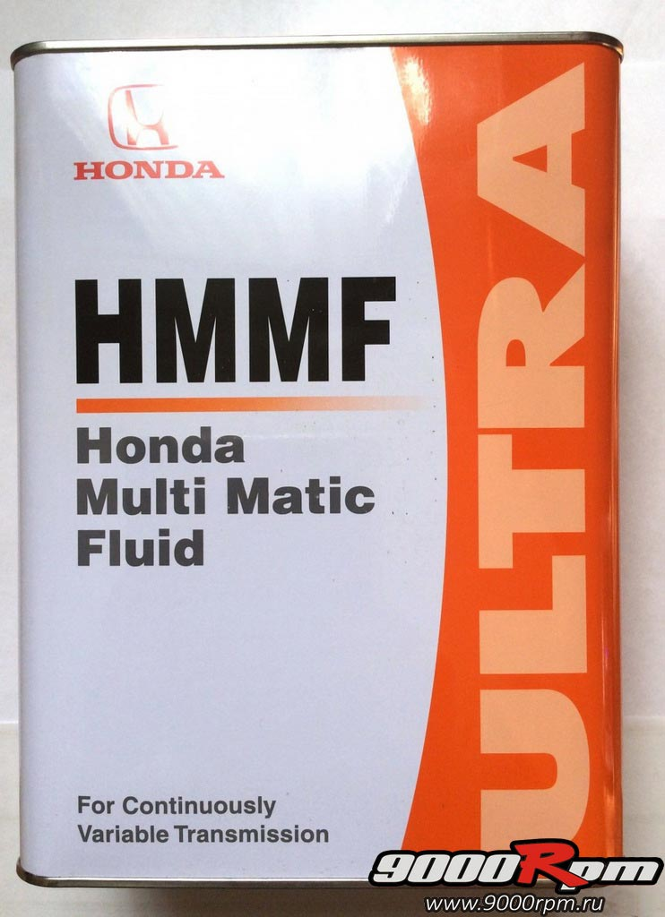 HMMF Honda Multi Matic Fluid (08260-99904)