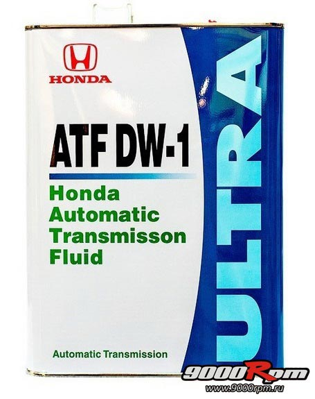 ATF DW1 Японии