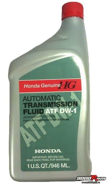 Honda ATF DW1 США