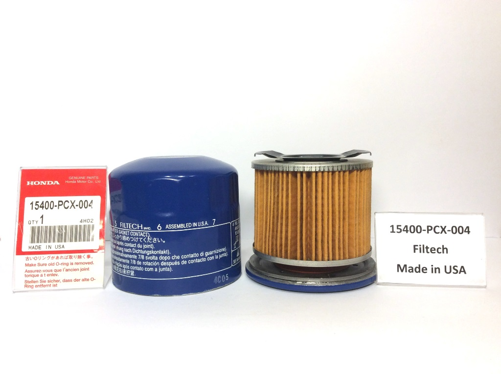 15400-PCX-004 Filtech