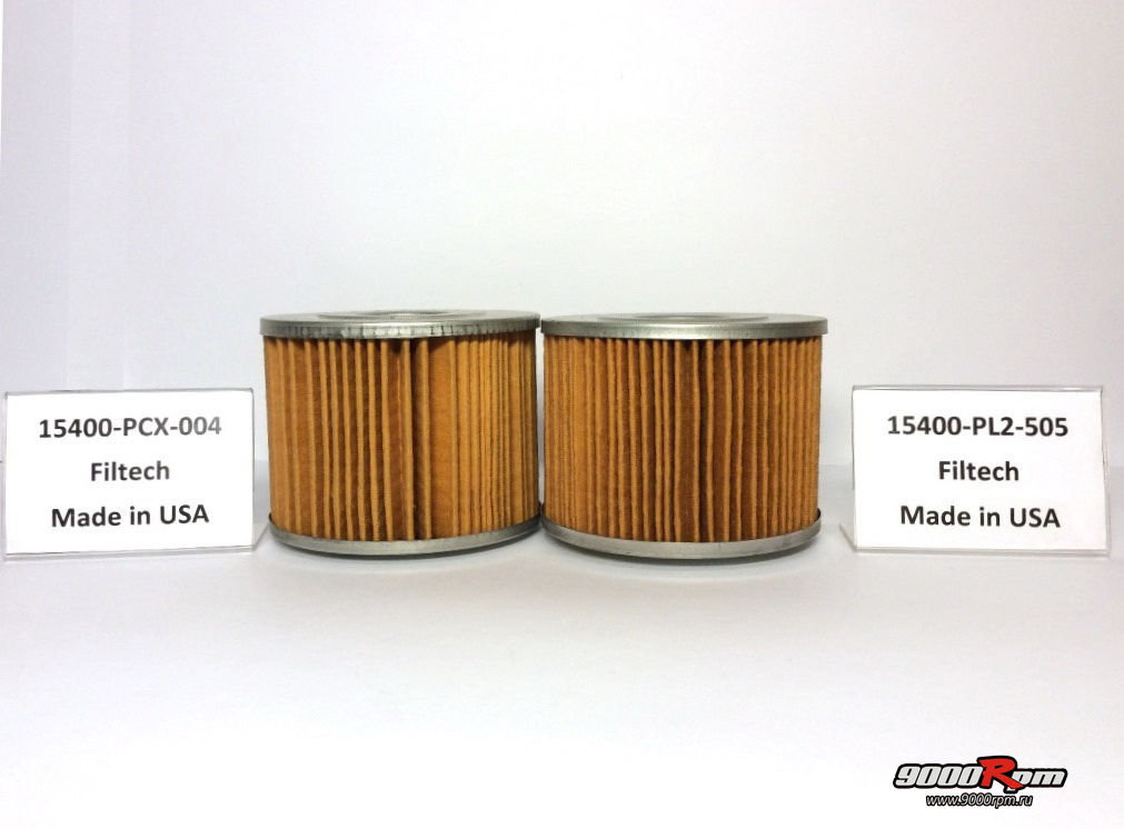 15400-PL2-505 Filtech vs 15400-PCX-004